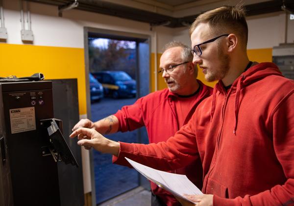 Henning Heesch Heizung & Sanitär - Ausbildung